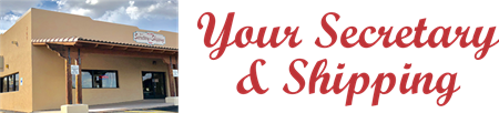 Your Secretary & Shipping Service, LLC, Wickenburg AZ